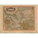 2903   Mercator, Gerard : Saxonia Inferior et Meklenborg Duc. 1623
