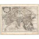 2951   Rossi, Giovanni Giacomo de: L Ásia Nuovamente corretta, et accresciuta, secondo le relationi più moderne da Gugliel´ Mo Sansone Geografo di S.M. Christma Roma, l´Anno 1677