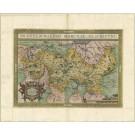 2974   Ortelius, Abraham: Brandeburgensis Marchae Descriptio  1598