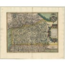 2976   Ortelius, Abraham: Bavariae olim Vindeliciae, delineationis compendium  1598