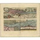 2982   Visscher, Nicolaus: Nobilissimi Albis Fluvii Ostia nec non Hamburgense et alia Territoria adjacentia  1700