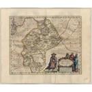 3012   Blaeu, Joan: Kiangsi, Imperium Sinarum Provincia Octava 1655