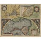 3021   Ortelius, Abraham : Carpetaniae Partis Descr. 1584