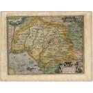 3024   Ortelius, Abraham: Hispalensis Conventus Delineatio Auctore Hieronijmo Chiaves 1579