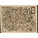 3034   Hondius, Henricus: Totius Circuli Westphalici Accurata Descriptio. 1639