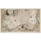 3075   Keulen, Johannes van : Nieuwe Paskaart voor een Gedeelte van de Oost-Zee.  1697