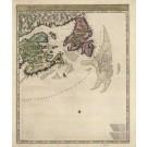 3095   Visscher, Nicolaus: Carte Nouvelle Contenant la Partie d´Amerique la Plus Septentrionale, ou sont Exactement Decrites les Provinces Suivantes comme le Canada ou Nouvelle France, la Nouvelle Ecosse, la Nouvelle Angleterre.  1680