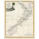 3110   Zatta, Antonio: La Nuova Zelanda trascorsa nel 1769 e 1770 dal Cook comandante dell´ EndeaverVascello di S.M.Britannica.  1778