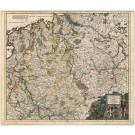 3121   Danckerts, Justus: Circulus Westphaliae  1690