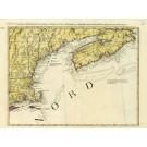 3130   Zatta, Antonio: L´Acadia, le Provincie di Sagadahook e Main, la Nuova Hampshire, la Rhode Island, e Parte di Massachusset e Connecticut.  1778