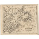 3146   Russel, John C. : An Exact Map of Nova Scotia, Newfoundland, Gulf and River St.Laurence, and Coast of Labrador  1777
