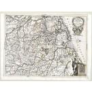 3147   Coronelli, Vincenzo Maria: La Westfalia  1691
