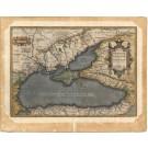 3163   Ortelius, Abraham: Potus Euxinus  1590
