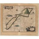 3164   Janssonius, Johannes: Insulae Johannis Mayen  1650