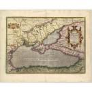 3178   Ortelius, Abraham: Pontus Euxinus  1590