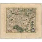 3198   Mercator, Gerard: Thuringia  1619
