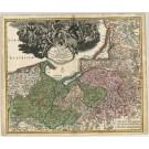 3204   Homann, Johann Baptist: Regnum Borussiae  1740