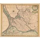 3210   Janssonius, Johannes: Tractuum Borussiae, circa Gedanum et Elbingam ab incolis Werder appelaticum adiuncta Nerigia  1641