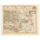 3218   Blaeu, Willem: Mansfeldia Comitatus  1635