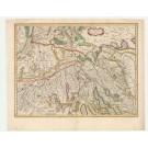 3231   Blaeu, Willem und Joan: Zurichgow et Basiliensis  1635