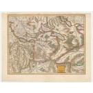 3233   Blaeu, Willem und Joan / Mercator, Gerard : Argow cum parte merid. Zurichgow  1635