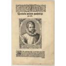 3241   Bry, Theodore de: Portrait von Jan Huyghen van Linschoten  1599