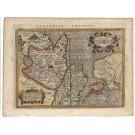3250   Ptolemäus, Claudius / Magini : Tartariae Imperiuim  1608