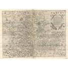 3269   Forlani / Zaltieri : Totius Galliae exactissima descriptio  1566
