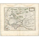 3295  Blaeu, Willem : Taurica Chersonesus, Nostra Aetate Precopsca  1647