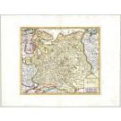 3299   Tirion, Isaak : Moscovia o Russia  1740