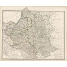 3318   Artaria & Comp.: Charte von Polen  1831