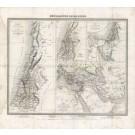 3323   Tardieu, Ambroise: Géographie de la Bible   1842