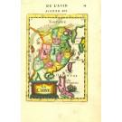 3325   Mallet, A.M. : La Chine  1683