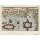 3327   Waghenaer, Lucas Janszoon: De Custe van Noorweghen, met das Landt van Noordt Oosten ...  1586