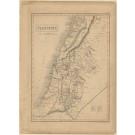 3329   S. Hall (Kupferstecher) : Palestine  1844
