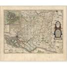 3332   Blaeu, Joan / Mejer, Johannes: Praefecturae Trittow, Reinbeeck, Tremsbüttel et Steinhorst.  1662