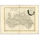 3346   Zatta, Antonio: Li Palatinati di Nowogrodek Podlacha e Brzesk Littew  1781