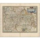 3360   Janssonius, Johannes: Monasteriensis Episcopatus  1636