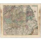 3361   Covens & Mortier nach Wit, Frederick de: S.R.I. Circulus Westphalicus  1700