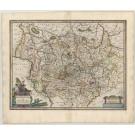 3366   Janssonius, Johannes: Braunswyck et Meydburg  1636