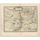 3369   Hondius, Henricus: Episcopatus Paderbornensis descriptio nova  1636