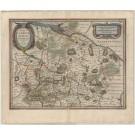 3371   Janssonius, Johannes: Ducatus Luneburgensis  1636