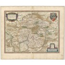 3377   Hondius, Henricus: Nassovia Comitatus  1636
