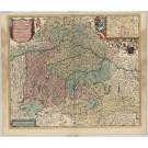 3385   Covens & Mortier nach Wit, Frederick de: Circulus Bavaricus  ca. 1730