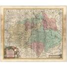 3388   Covens & Mortier nach Wit, Frederick de: Circuli Saxoniae Superiori  ca. 1730
