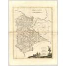 3391   Zatta, Antonio: Li Palatinati di Braclaw, e Kiowia. Tratta dall' Atlante Polacco del Sigr. Rizzi Zanoni.  1782