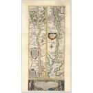 3393   Blaeu, Willem: Hunc Borysthenis tractum  1635