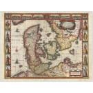 3414  Speed, John: The Kingdom of Denmarke  1626
