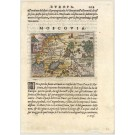 3415   Ortelius, Abraham: Moscovia