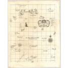 3416   Dudley, Robert Sir : Carta particolare dell Mare dell Indie con le Secaie è alcqune Isolle.  1646